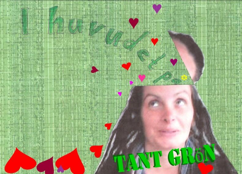 I huvudet på Tant Grön